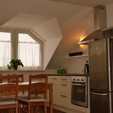 Apartmán 3 kuchyň