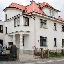 Apartmány Zahradní