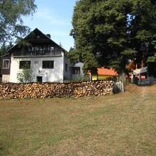 Ubytování hlavní budova