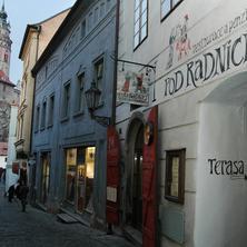 Penzion Pod Radnicí