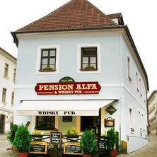 Pension Alfa & Whisky Pub
