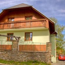 Chata a apartmány Šumava