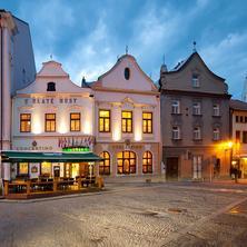 Výhodný pobyt pro Seniory v Hotelu Concertino Zlatá Husa
