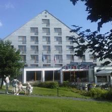Hotel vnější pohled