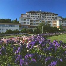 Hotel Palace - Luhacovice a.s