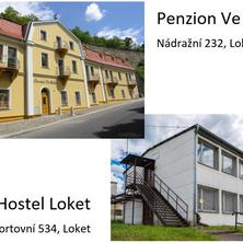 Penzion Ve Skále Hostel Loket