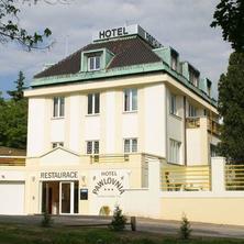 Budova hotelu Pawlovnia