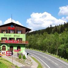 Hotel Styl letní dovolená