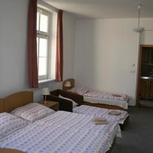 Trojlůžkový pokoj s přistýlkou