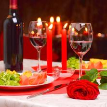 Romantický pobytový balíček