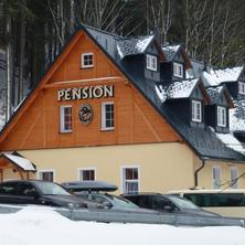 Pension Pstruží - zima