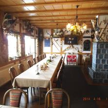 Restaurant - Pension Anton