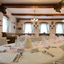 Společenská místnost - svatba