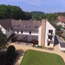 Hotel Moravia- Lasákův mlýn