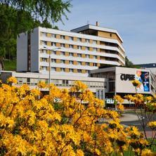 Spa Complex Curie