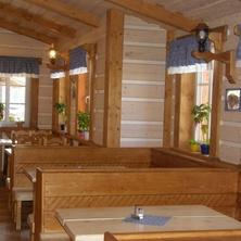 Bouda Dvoračky a Hotel Štumpovka