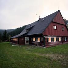Horská chata UK FTVS v Horní Malé Úpě