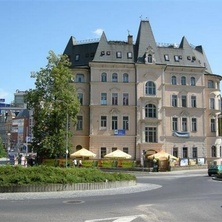 Downtown hostel
