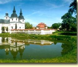 Kostel sv. Václava ve Zvoli