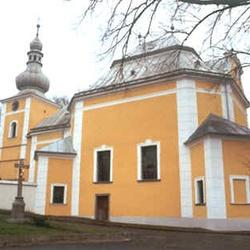 Kostel Navštívení Panny Marie v Obyčtově