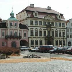 Biskupská rezidence v Hradci Králové