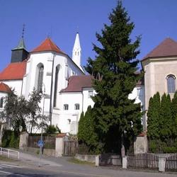 Kostel sv. Jana Křtitele v Jindřichově Hradci