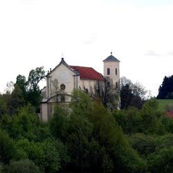 Kostel Nejsvětější Trojice v Klášteře