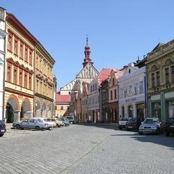 Kostel sv. Mikuláše v Jaroměři