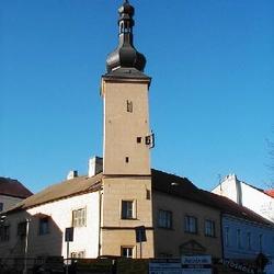 Stará radnice v Dačicích