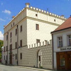 Starý zámek v Dačicích