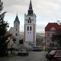 Kostel Navštívení Panny Marie ve Vimperku