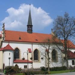 Kostel Zvěstování Panny Marie v Pardubicích