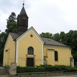 Kostel Nejsvětější Trojice v Chlumci nad Cidlinou