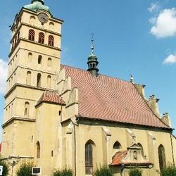Kostel sv. Voršily v Chlumci nad Cidlinou