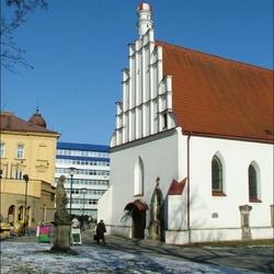 Kostel sv. Jana Křtitele v Pardubicích