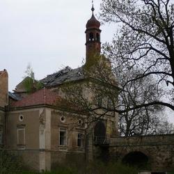 Starý Zámek ve Škvorci