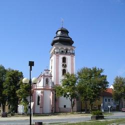 Kostel sv. Matěje v Bechyni