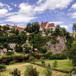 Františkánský klášter v Bechyni