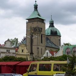 Kostel Nanebevzetí Panny Marie v Havlíčkově Brodě