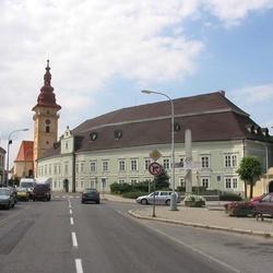 Zámek Moravské Budějovice s muzeem Vysočiny