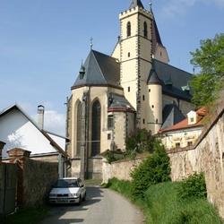 Kostel Nanebevzetí Panny Marie v Bavorově