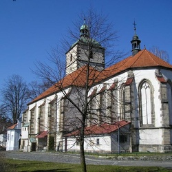 Kostel Narození Panny Marie v Benešově nad Ploučnicí