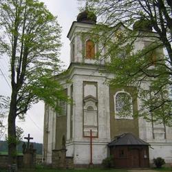 Kostel sv. Prokopa v Bezděkově nad Metují