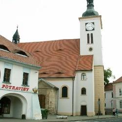 Kostel sv. Petra a Pavla v Bílině