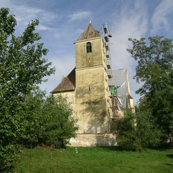 Kostel sv. Jiljí v Blanici