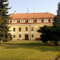 Zámek Kolešovice