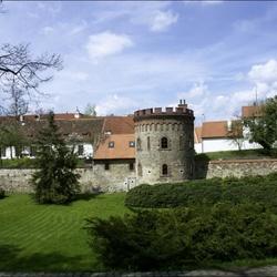 Městské opevnění Třeboně