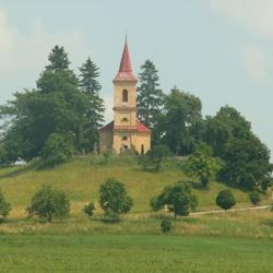 Kostel sv. Petra a Pavla v Byšičkách