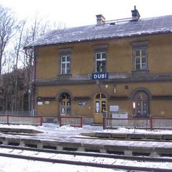Krušnohorská železnice Most-Dubí-Moldava
