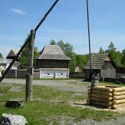 Středověké městečko Řepora